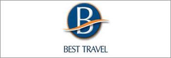 Best Travels logo