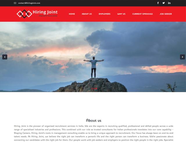 Hiring joint